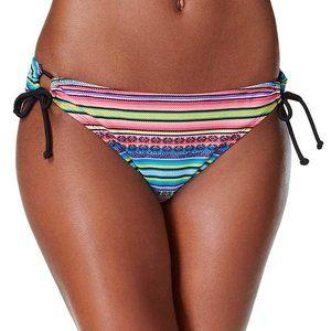 NWT Hula Honey Side-Tie Hipster Bikini Bottoms